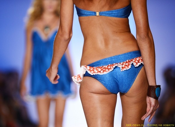 В Майами показали купальники на лето 2013