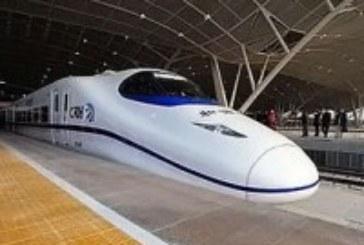 Китайцы сделали самый быстрый в мире поезд