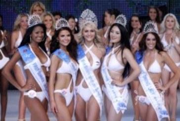 Мисс Бикини-2010 самая красивая девушка Румынии Диана Ирина Боянка