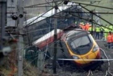 В Польше произошла крупная железнодорожная катастрофа