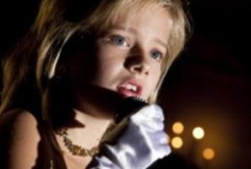 Джеки Иванко 10-летняя девочка с голосом оперной дивы