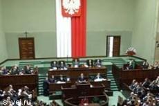 Сейм Польши принял резолюцию по Беларуси