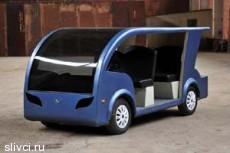 В России создали новый электро - Бравомобиль