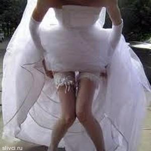 Невеста без трусов фото 360-893