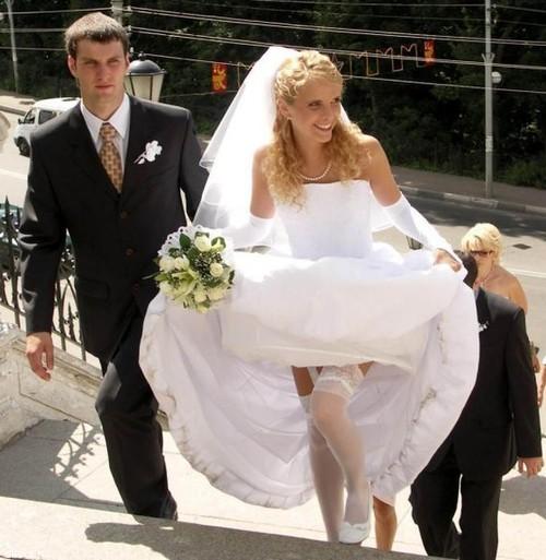 Невеста без трусов фото 360-353