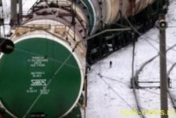 Россия сократила экспорт нефти в Беларусь