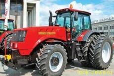 Фермеру из Великобритании  нравятся трактора  «Беларус»
