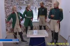 22 апреля в историческом музее Беларуси открылась экспозиция восковых фигур