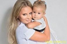 Дочь Даны Борисовой получила психологическую травму в гостях у Волочковой