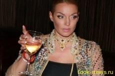 У Анастасии Волочковой проблемы с алкоголем?