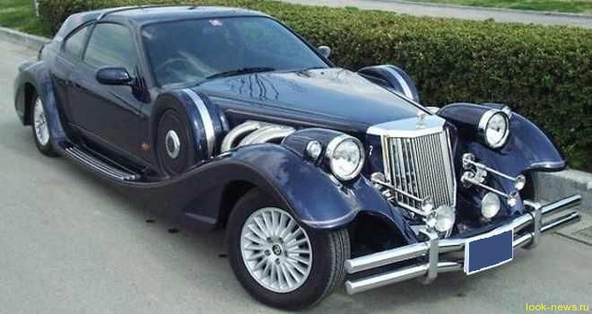 """Автоколона пробега ретро-автомобилей """"Победа одна на всех"""" прибудет в Одессу"""
