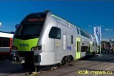В Беларуси будут производить двухэтажные поезда