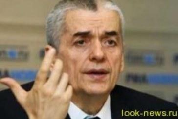 Онищенко поддержал запрет на ввоз иностранных презервативов в Россию
