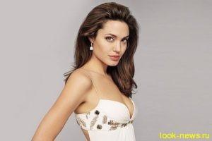 Анджелина Джоли: я никогда не хотела беременеть