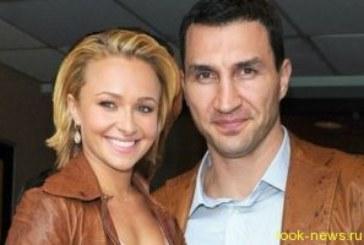 Американская жена Кличко сняла обручальное кольцо