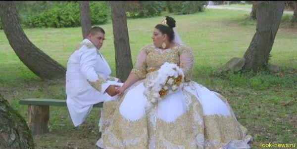 На цыганской свадьбе пролился дождь из золота и купюр
