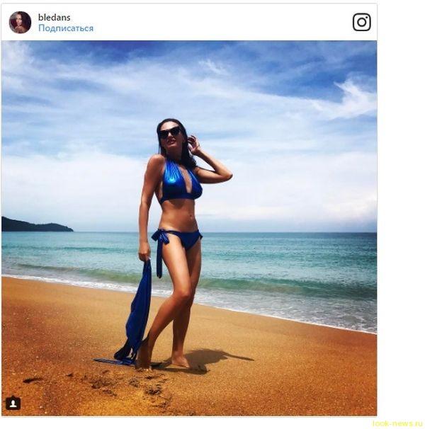 «Она же мать!»: блогеры осудили Эвелину Бледанс за чрезмерно откровенные кадры
