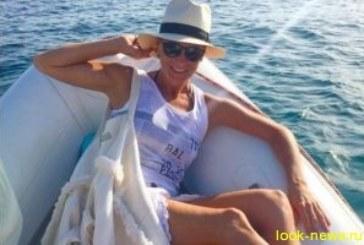 Юлия Высоцкая восхитила Инстаграм фигурой в бикини