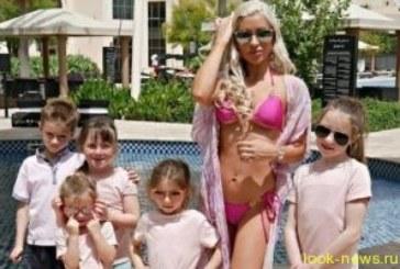 В Британии мать пяти детей стала красоткой, сбросив десятки килограммов