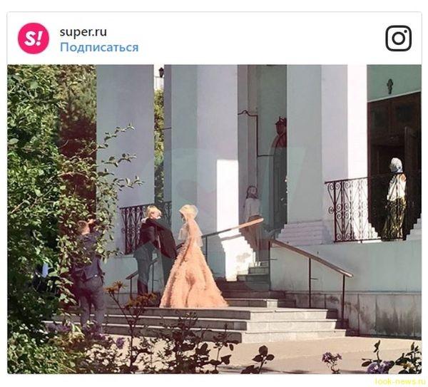 Рудковская оказалась лишней на собственном венчании