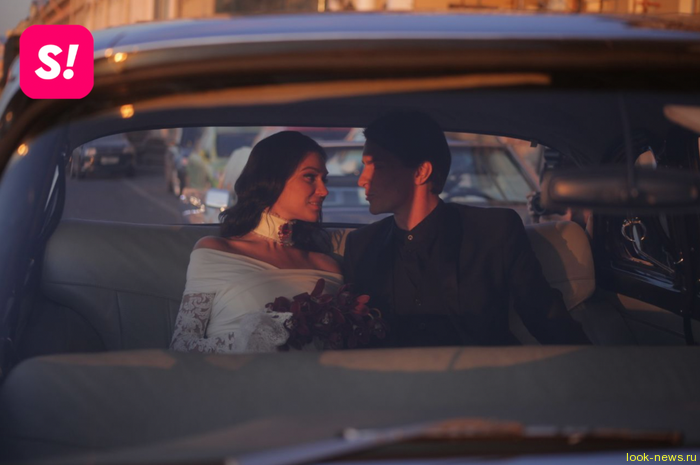 35-летняя Алена Водонаева второй раз вышла замуж
