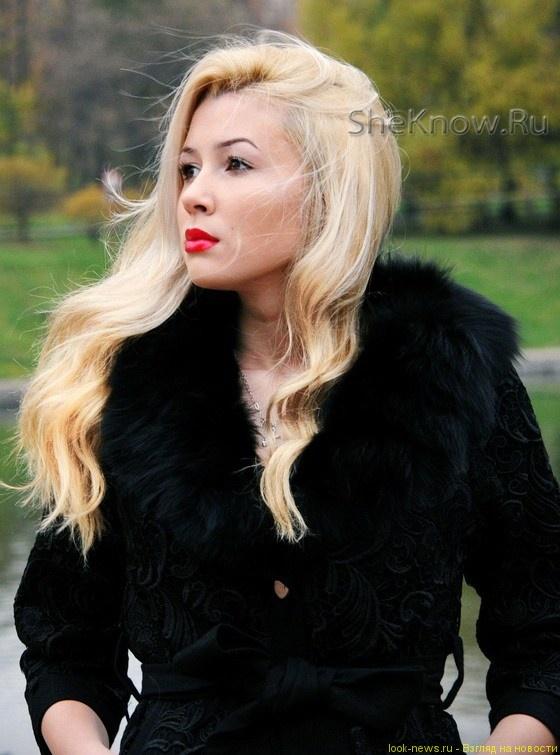Анна Стрюкова - дочь Анастасии Заворотнюк