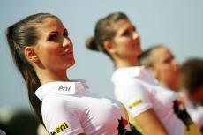Автомобильные соревнования в Венгрии