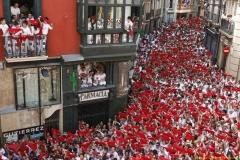 Фестиваль Сан Фермин - кровь и адреналин