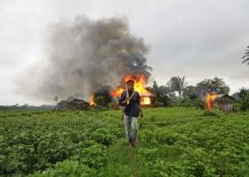 MYANMAR-VIOLENCE/