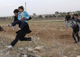 SYRIA-CRISIS/REFUGEE