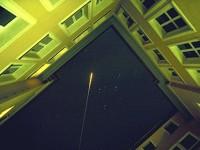 Лазерные импульсы могут инициировать осадки