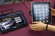 Богослужебные книги может заменить новый планшетный компьютер