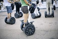 двухколесный электрический скутер каталк Segway