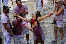 Фестиваль Сан Фермин – кровь и адреналин