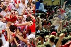 Фестиваль Сан Фермин – кровь и адреналин и алкооль