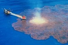 Продолжение утечки нефти на скважине British Petroleum