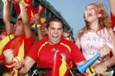 Кубок мира 2010: Сборная Испании стала чемпионом мира по футболу