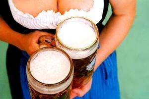 Изобретен сорт пива, увеличивающий женскую грудь