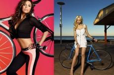 Велосипед и здоровье девушки секс