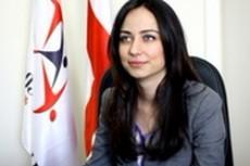 Министр экономики Грузии Вероника Кобалия