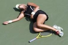 Виктория Азаренко потеряла сознание во время матча на US Open