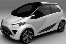 Компания Lotus представила в Париже гибридную малолитражку