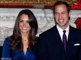 Принц Уильям подарил своей невесте кольцо матери - принцессы Дианы