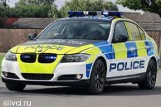 Британские полицейские получат дизельный автомобиль-перехватчик
