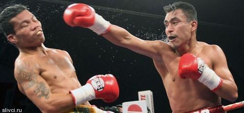Финальные поединки боксеров