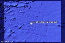 Google нашел Атлантиду