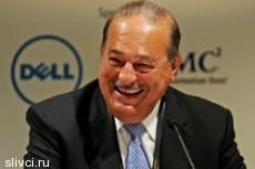Самым богатым человеком в мире второй год подряд признан мексиканский магнат Карлос Слим