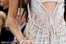 Ажурное платье — хит весны