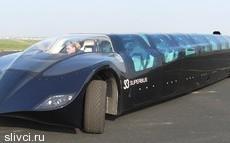 Сверхскоростной электрический супербус