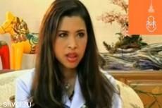Принцесса Таиланда попала в ДТП